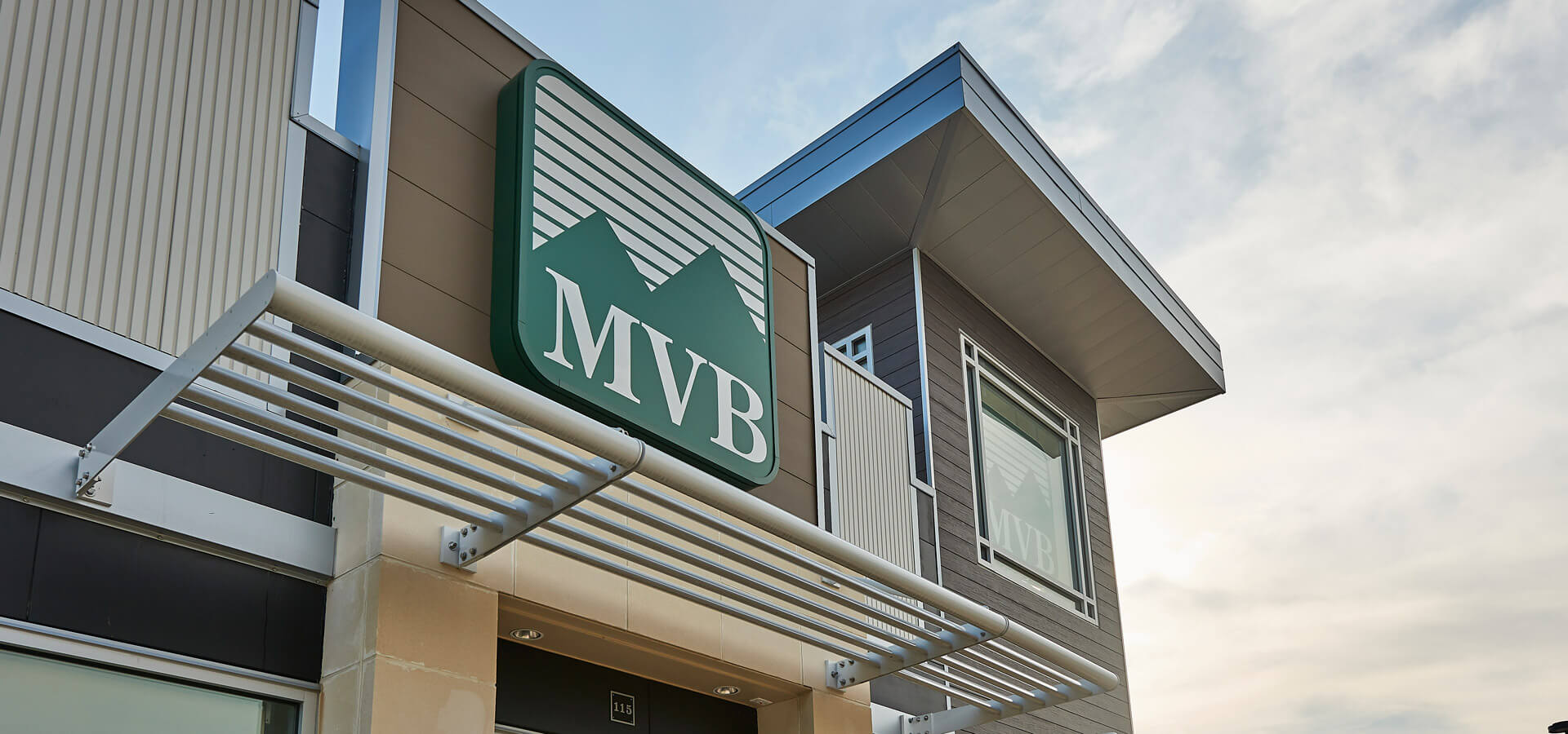 MVB branch outside